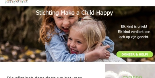 Stichting Make a Child Happy